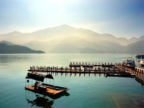 Taichung→Sun Moon Lake One-day Tour