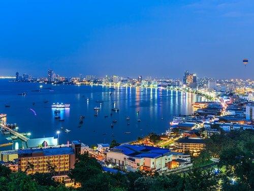 曼谷→芭提雅包车一日游