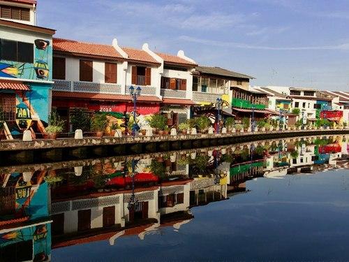 吉隆坡→马六甲包车一日游