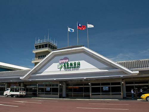 台東機場→台東接機