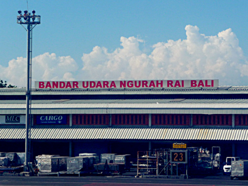 Ngurah Rai International Airport Pick Up→Ubud Area