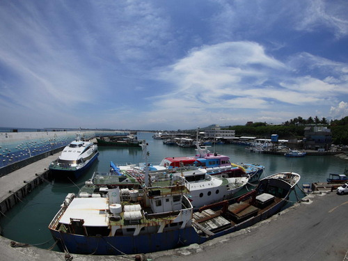 富岡漁港到台東市區單程接送