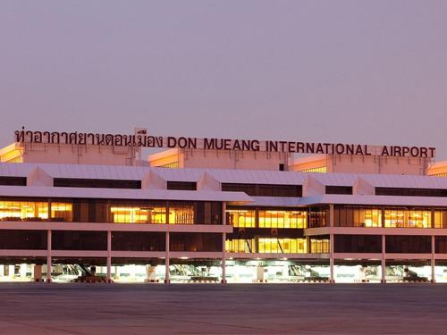 廊曼国际机场→曼谷接机