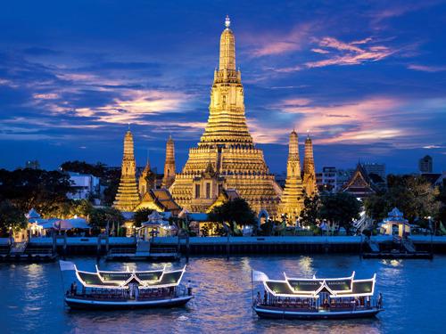 曼谷经典包车一日游