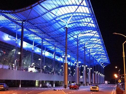 槟城机场→乔治城接机