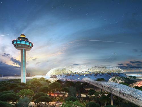 新加坡樟宜機場→新加坡酒店接機
