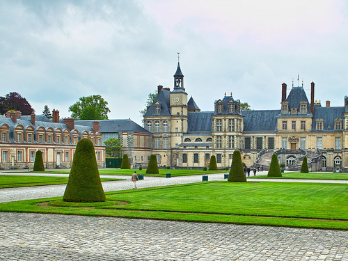 Fontainebleau One-day Tour (from Paris)