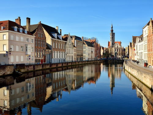 Bruges One-day Tour (from Paris)
