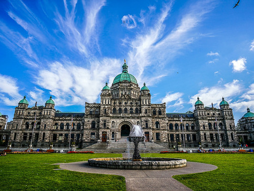 Victoria One-day Tour (from Vancouver)