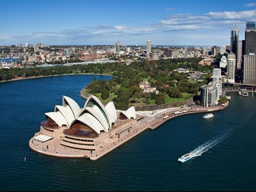 Sydney Downtown One-day Tour