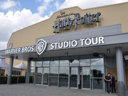 Harry Potter Studio One-day Tour