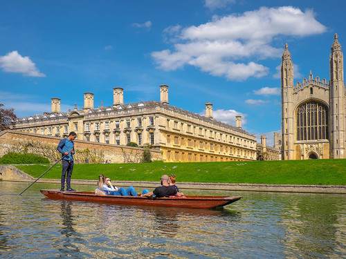 Cambridge One-day Tour