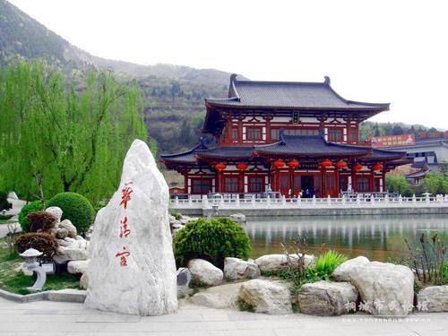華清池兵馬俑包車一日遊