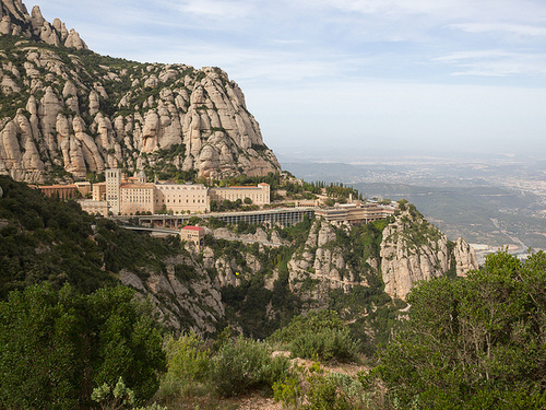 Montserrat One-day Tour (from Barcelona)