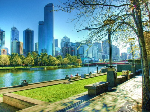 Melbourne Downtown One-day Tour