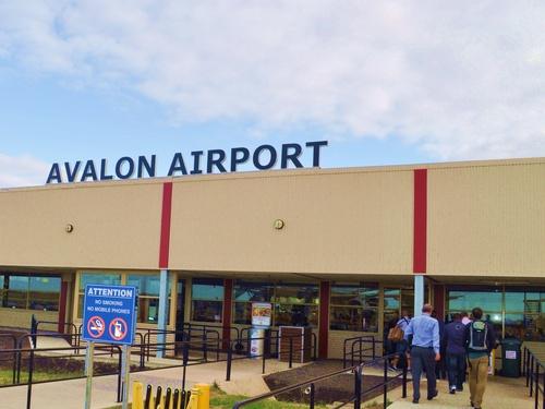 爱华隆机场接机→墨尔本市区包车一日游