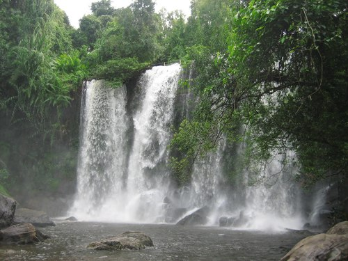 Phnom Kulen mountain One-day Tour