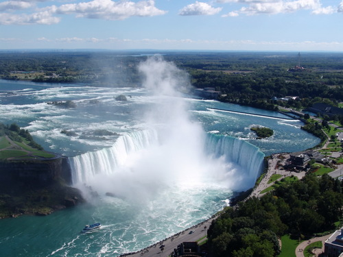 Niagara Falls One-Day Tour (From Toronto)