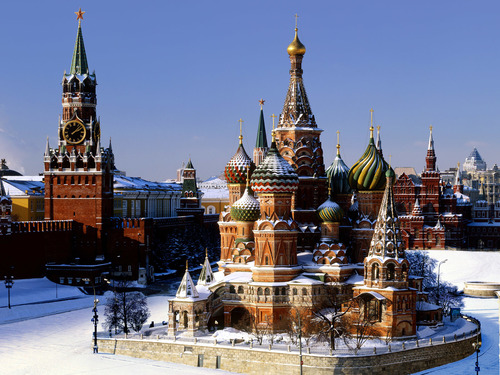 Moscow City One-day Tour