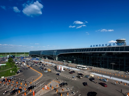 Domodedovo Airport Pick Up→Moscow Downtown
