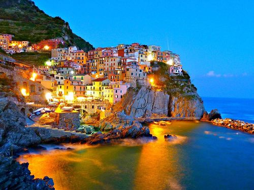 Cinque Terre One-day Tour (from Florence)