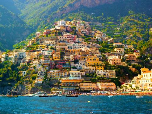 Amalfi Coast One-day Tour (from Rome)