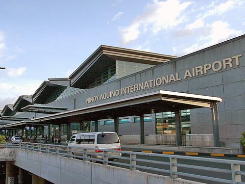马尼拉机场→马尼拉市区接机
