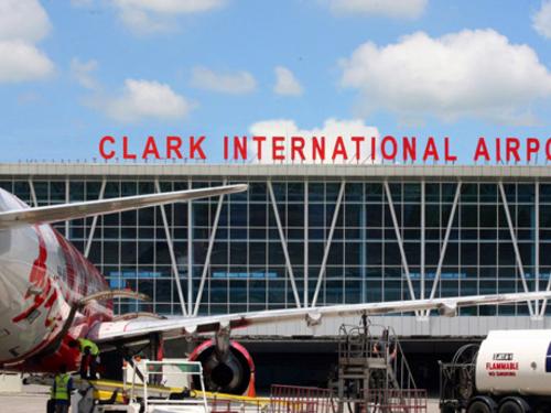 克拉克机场→马尼拉市区接机