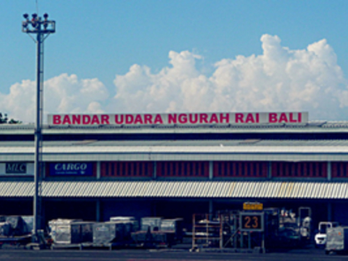 Ngurah Rai International Airport Pick-up→Kuta Area