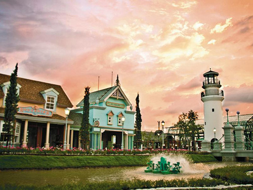 SAFARI WORLD野生动物园+巧克力村一日游(曼谷出发)