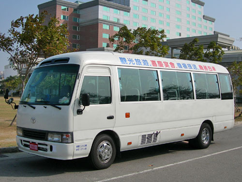 台灣包車台中假期