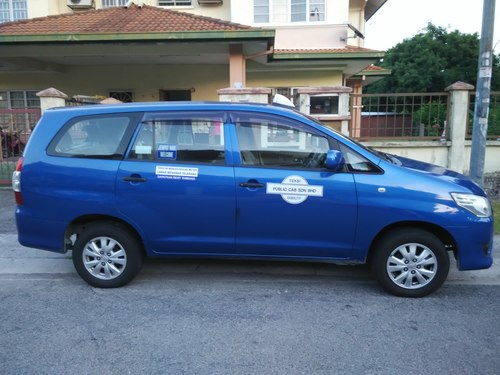 iTaxi 马来西亚包车