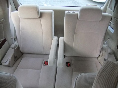 Passenger seat row3 1