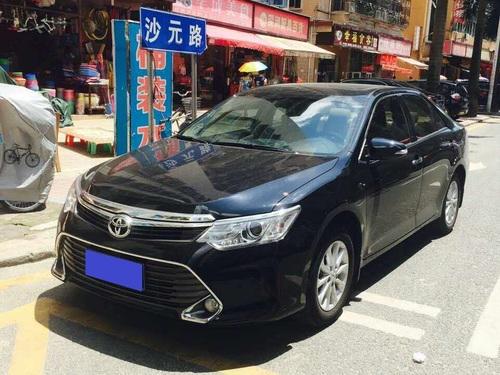 深圳V车队