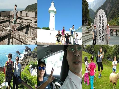 台灣任遨遊包車自由行