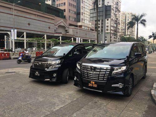 BAI SIN HK Macau charter