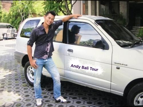 跟安迪畅游巴厘岛